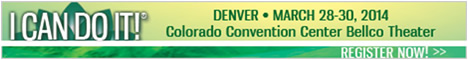 See Eldon Taylor at the ICDI in Denver, CO